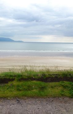 The strand at Inch, Dingle Peninsula
