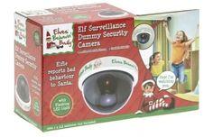 Christmas Santa cam Security Surveillance, Security Alarm, Video Security, Security Tips, Surveillance System, Santa Cam, Naughty Elf, Christmas Accessories, Funny Pictures