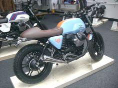 Heuer Moto Guzzi by Moto Strada
