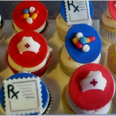 cupcakes for nurses week