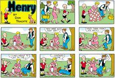 henry comic strip | September 22, 2006 CSL Serbian White Eagles vs London City ...