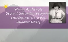 2013 Event  - Gretchen Murray Sepik will present a free all-ages interactive program as the fictitious Naomi Brown, early 1800s storyteller from the Blue Ridge Mountains.