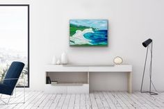 My Portfolio - Additional artwork pictures Abstract Styles, Abstract Art, Deeper Shade Of Blue, Artwork Pictures, Dancing In The Rain, Seascape Paintings, Painted Paper, Floating Nightstand, Acrylic Painting Canvas