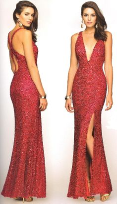 Prom DressesEvening Dresses by SCALA47674Sultry and Seductive!