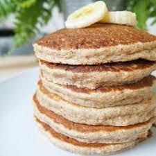 Oatmeal pancakes with oatmeal . - Healthy oatmeal pancakes … Do you think you can eat pancakes every morning …? The answer is YES - Oatmeal Pancakes, Vegan Pancakes, Vegan Keto, Moist Pumpkin Bread, Healthy Cake, Pancake Healthy, Healthy Food, Perfect Food, Smoothie Recipes