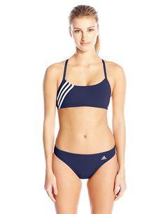 Amazon.com: adidas Women's Solid Three Stripe Two Piece Bikini Set: Clothing  https://www.amazon.com/gp/product/B013GCNSNE/ref=as_li_qf_sp_asin_il_tl?ie=UTF8&tag=rockaclothsto_bikini-20&camp=1789&creative=9325&linkCode=as2&creativeASIN=B013GCNSNE&linkId=0b8a780becffe6080473975bec919b35