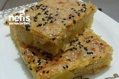 Kek Görünümlü Efsane Börek (Tadına Hayran Kalacaksınız) Tarifi