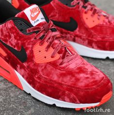 outlet store f1ca6 0d5ab Nike Air Max 90 Anniversary 725235-600 725235 600   Footish
