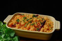 Tomato Rice Upma