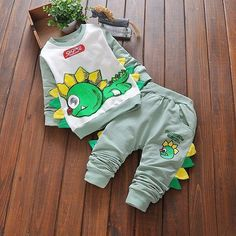 #cartoon #suit #dinosaurs  #cute #handsome #boy #babyboy #baby  #clothing #бренд #детскаяодежда #оптом #wholesale #ملابس_اطفال #موسم_الشتاء #الجملة  #love  #shopping #me  #kids #son #shop ~~~~ ,❤⭐ new upload ------> https://goo.gl/bUbahd #followme #autumn #holiday #spring #babyclothes #fashionclothesoutlet #fashion #travel ea4sx size 2-5yrs