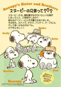 Snoopy family (41)