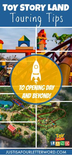 With the opening of the highly anticipated Toy Story Land coming to Disney's Hollywood Studios on June 30, 2018, here are my Toy Story Land touring tips to keep your vacation magical and make the most of your first visit to Andy's back yard.