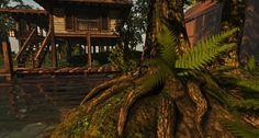 Seaside Cottage and Wildwoods