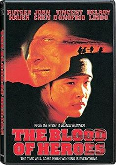 Rutger Hauer & Joan Chen & David Webb Peoples-The Blood Of Heroes