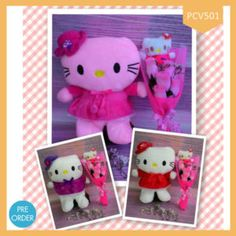 Parcel Valentines Gift Hello Kitty