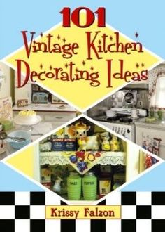 dream of having a vintage kitchen? With 101 Vintage Kitchen Decorating . Vintage Kitchen Decor, Shabby Chic Kitchen, Retro Home Decor, Home Decor Kitchen, Kitchen Ideas, Vintage Kitchenware, Kitchen Designs, Stylish Kitchen, Kitchen Layout