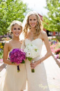 Elegant Country Wedding Angie Wilson Photography