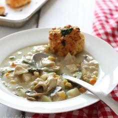 Chicken Pot Pie Soup Recipe   Key Ingredient
