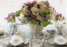 Kimberly Schlegel Whitman: Primavera Tablescapes