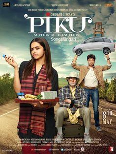 Piku 2015 Hindi Movie Watch Online