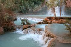 Lake Havasu Falls, gotta see this place.