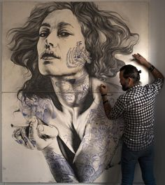 incredible art !!! by GABRIEL MORENO - #Art #LoveArt https://wp.me/p6qjkV-eCq