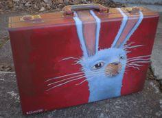 rabbit suit case. by-Brett Superstar