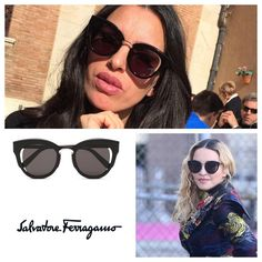 #Ferragamo #Eyewear #Marchon #Storiedisuccesso #Sunglasses #Fashion #Blogger sf830s col001
