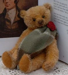 Bard from scone bears