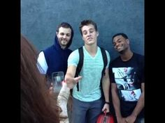 When strangers take pictures for you...  - Funny Marcus Johns Vine Video