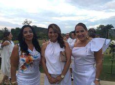 Con mis compañeras de bancada en el Senado, Nohora y Susana