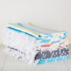 French Oasis Towels