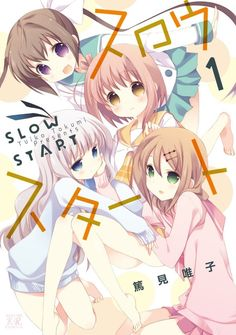 'Slow Start' Manga Getting Anime Adaptation