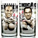 Corinthians lança copos comemorativos da Libertadores