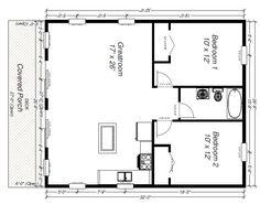 Fine 15X30 Weekender 410 Sqft 53 035 House Plans Pinterest Largest Home Design Picture Inspirations Pitcheantrous