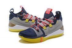 77aeee65f3e5 2018 Nike Kobe AD EP Mamba Day Sail Multicolor AV3556-100-3 Basketball Court