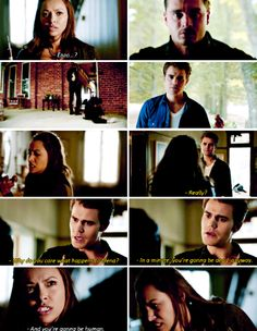 The scene that threw three different plot twists into the TVD ending all at once