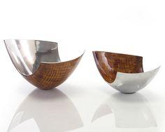 Brushed Carmel Enamel Bowls JRA-8593S2