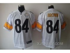 http://www.xjersey.com/new-nfl-pittsburgh-steelers-84-brown-white2011.html NEW NFL PITTSBURGH STEELERS #84 BROWN WHITE[2011] Only 32.17€ , Free Shipping!