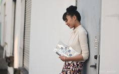 DIY Style | Outfit Details (Cear Clutch)