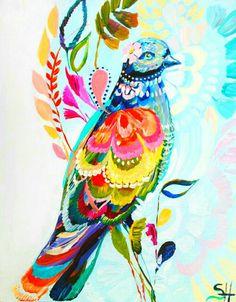 Starla Michelle (Oil Paint)