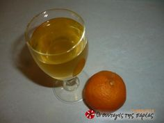 Quick tangerine liqueur Recipe by Cookpad Greece Greek Seasoning, Cookbook Recipes, Greek Recipes, Milkshake, Coffee Drinks, Cooking Time, Food Dishes, Punch Bowls, Food To Make