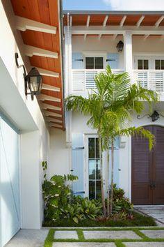 Dutch West Indies Estate - tropical - Exterior - Miami - Affiniti Architects