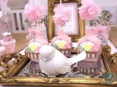 Birds Baptism Party Ideas | Photo 7 of 14