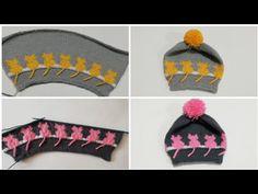Winter Hats, Beanie, Cool Stuff, Knitting, Youtube, Manual, Fashion, Beanies, Beret