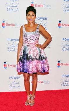 Look Of The Day: Tamron Hall