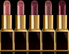 Tom Ford Beauty Lips & Boys Collection Plums