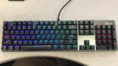Review: AUKEY KM-G3 RGB Mechanical Keyboard: I love mechanical keyboards. I used to think people that raved and ranted about them and spent…