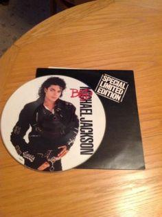 Michael Jackson Bad Picture Disc (special Limited Edition) - http://www.michael-jackson-memorabilia.co.uk/?p=13928