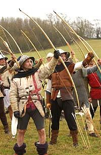 Medieval Archery | The Military Archery at Neville's Cross, 1346